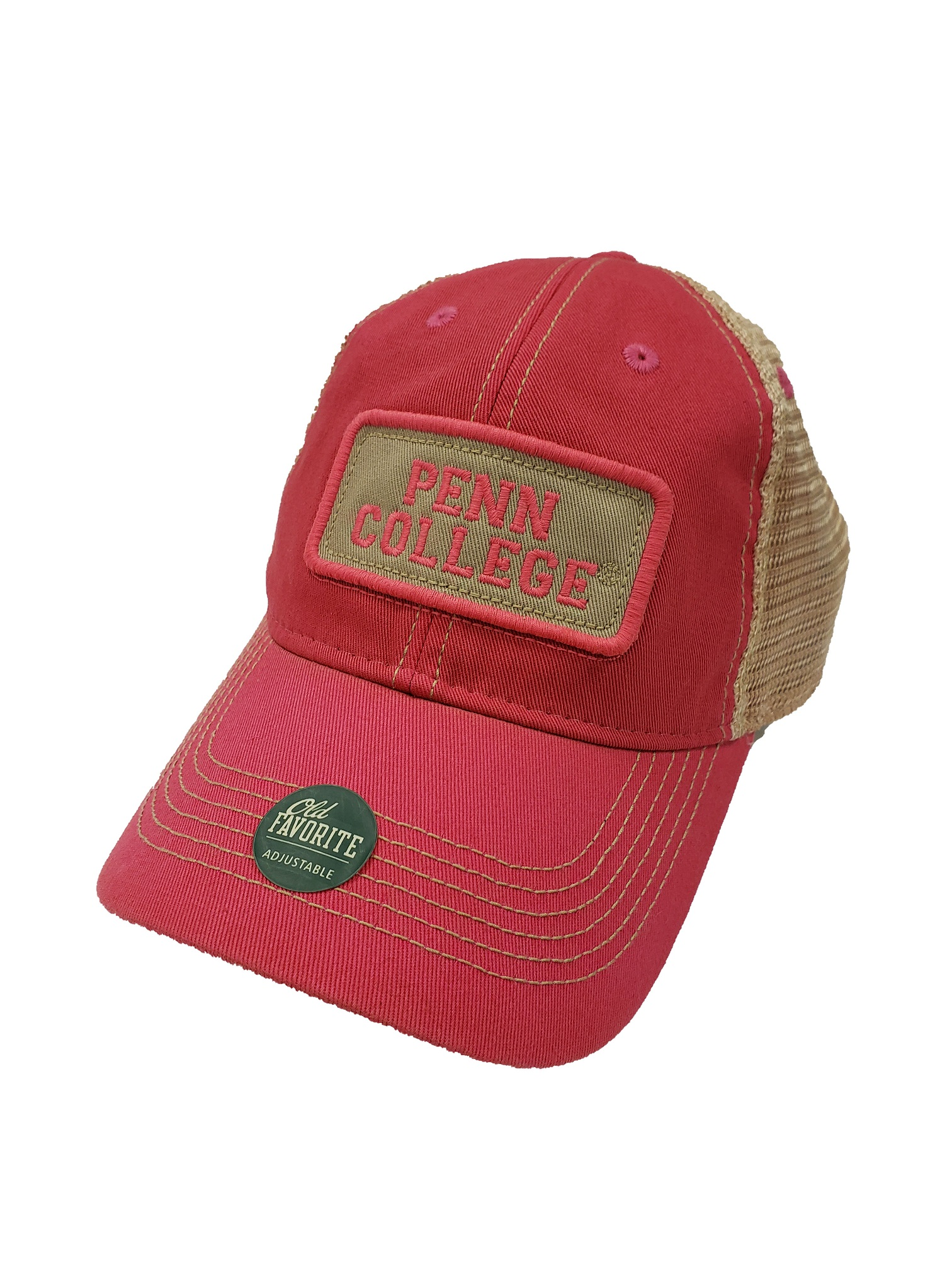 Image For Pink Trucker Hat