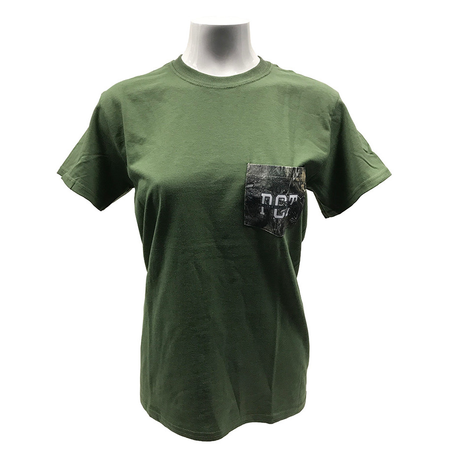 Image For Camo Pocket Tee. CLEARANCE!