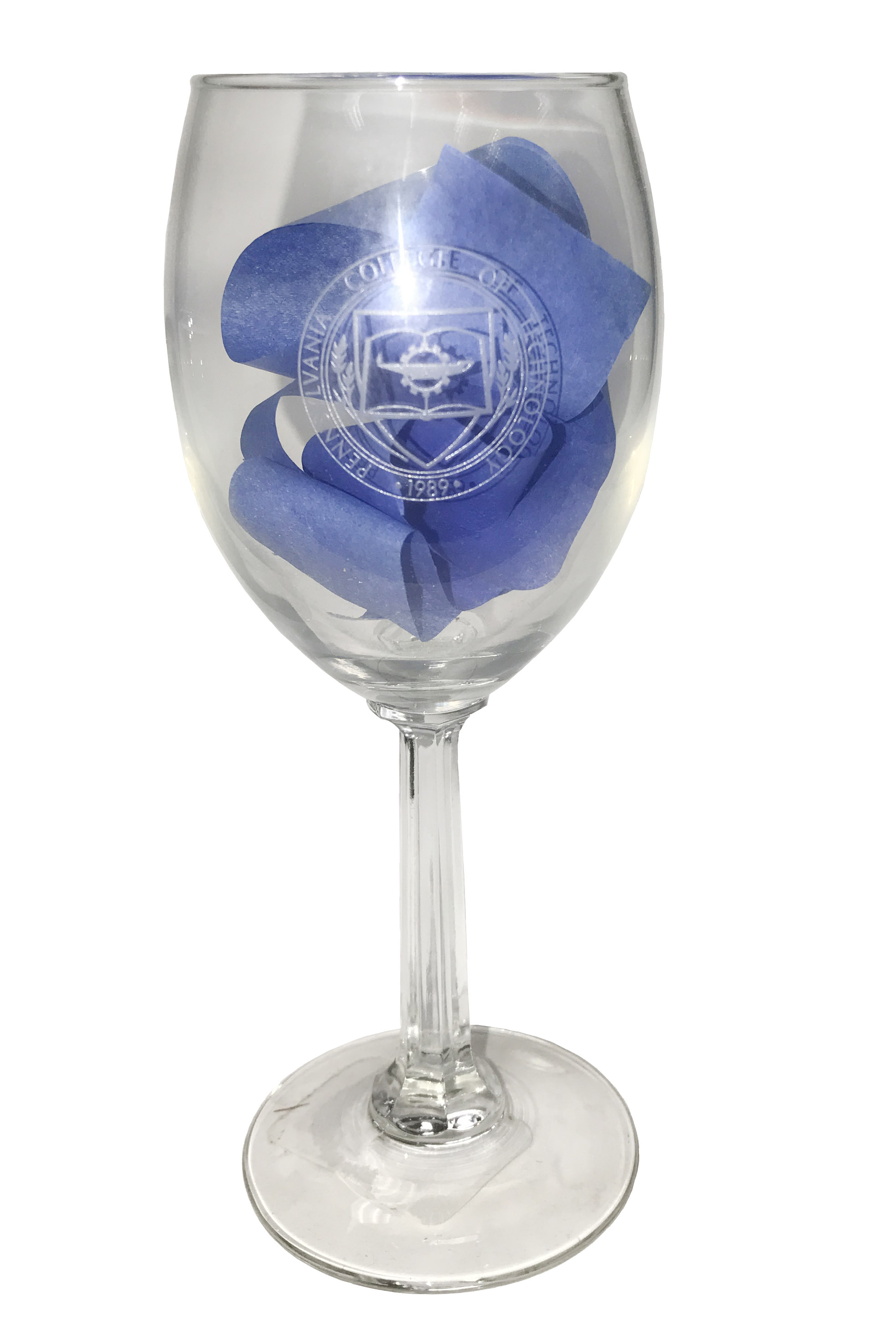 Image For Penn College Small Wine Glass