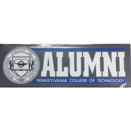 Image For Alumni Decal w/ Seal
