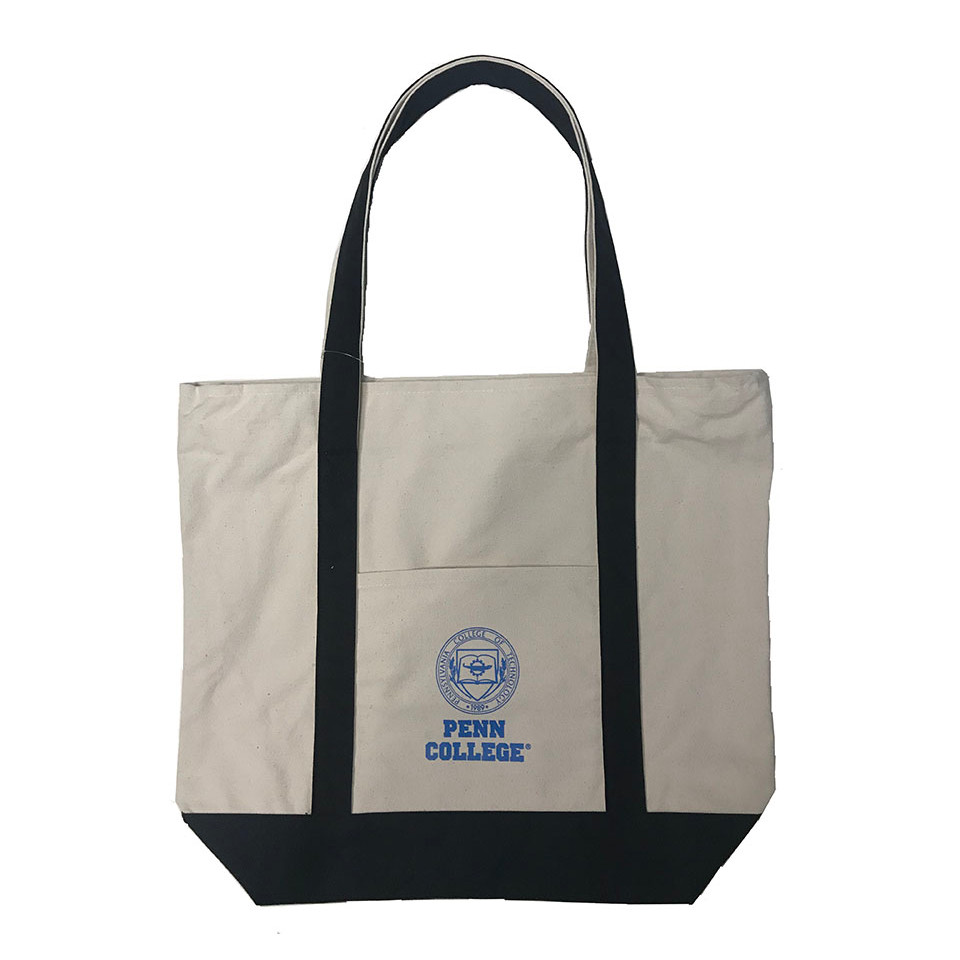 Image For Penn College Tote Bag. ON SALE!