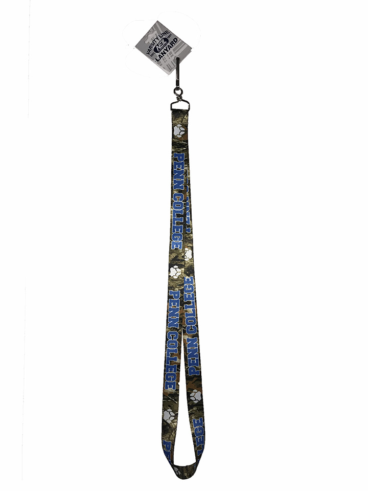 Cover Image For PCT Camo Lanyard