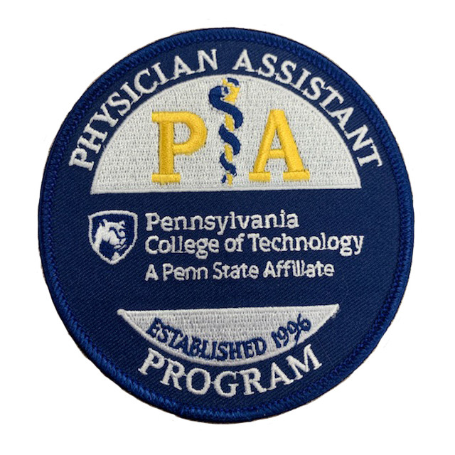 Image For Physician Assistant Patch