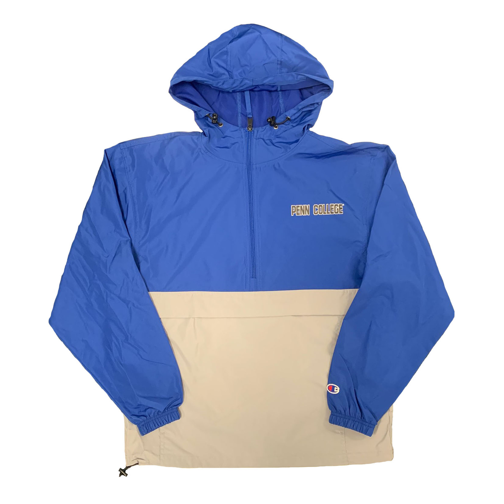 Image For Champion Royal and Gray Windbreaker