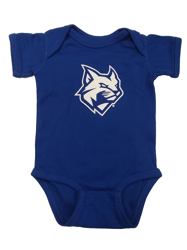 Image For Wildcat Onesie Royal Blue