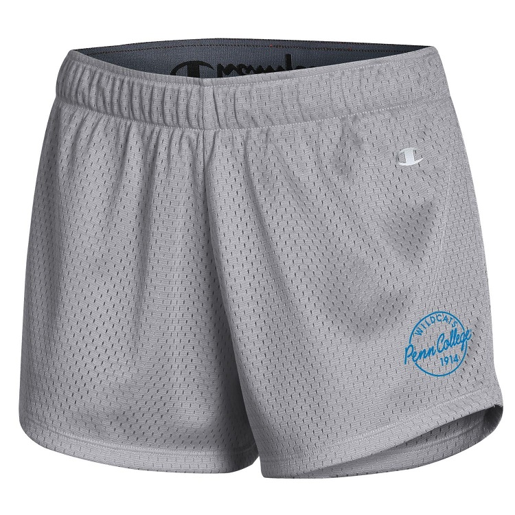 Cover Image For Champion Women's Gray Shorts