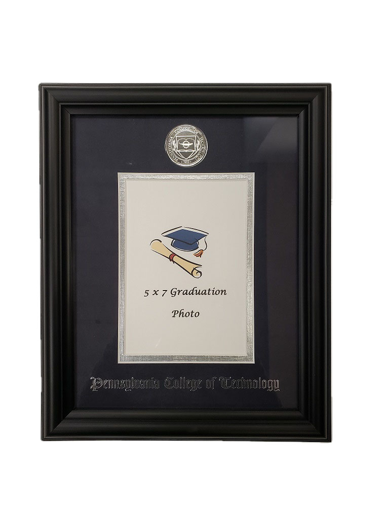 Cover Image For 5X7 GRAD PHOTO FRAME WITH SEAL