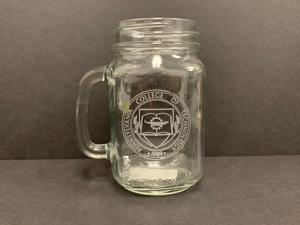 Image For Mason Jar 16 oz